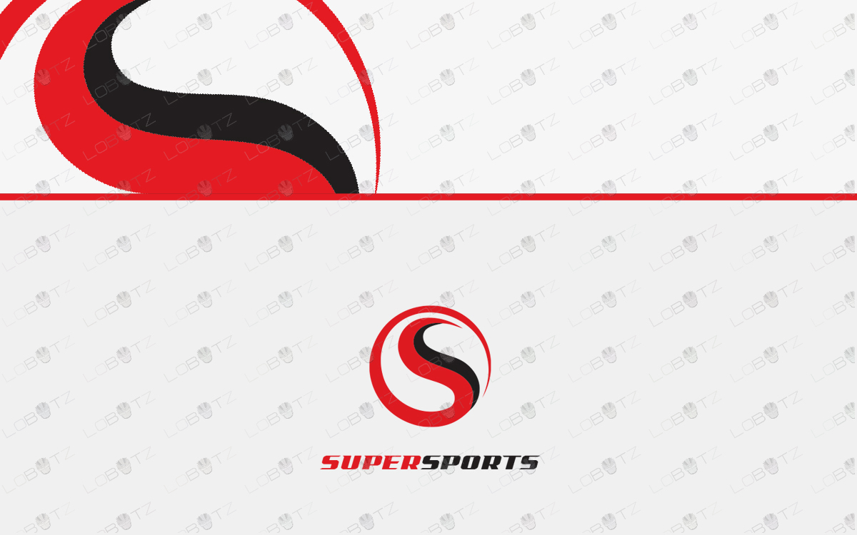 sports company logo for sale