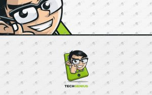 tech logo for sale tech logo