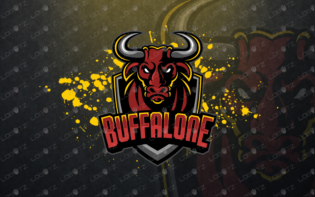 bull mascot logo for sale bull esports logo for sale
