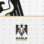 Eagle Logo | Striking Premium Eagle Brand Logo For Sale
