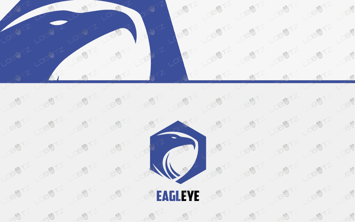 premade eagle logo for sale