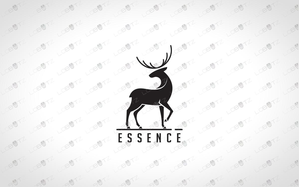 deer logo for sale