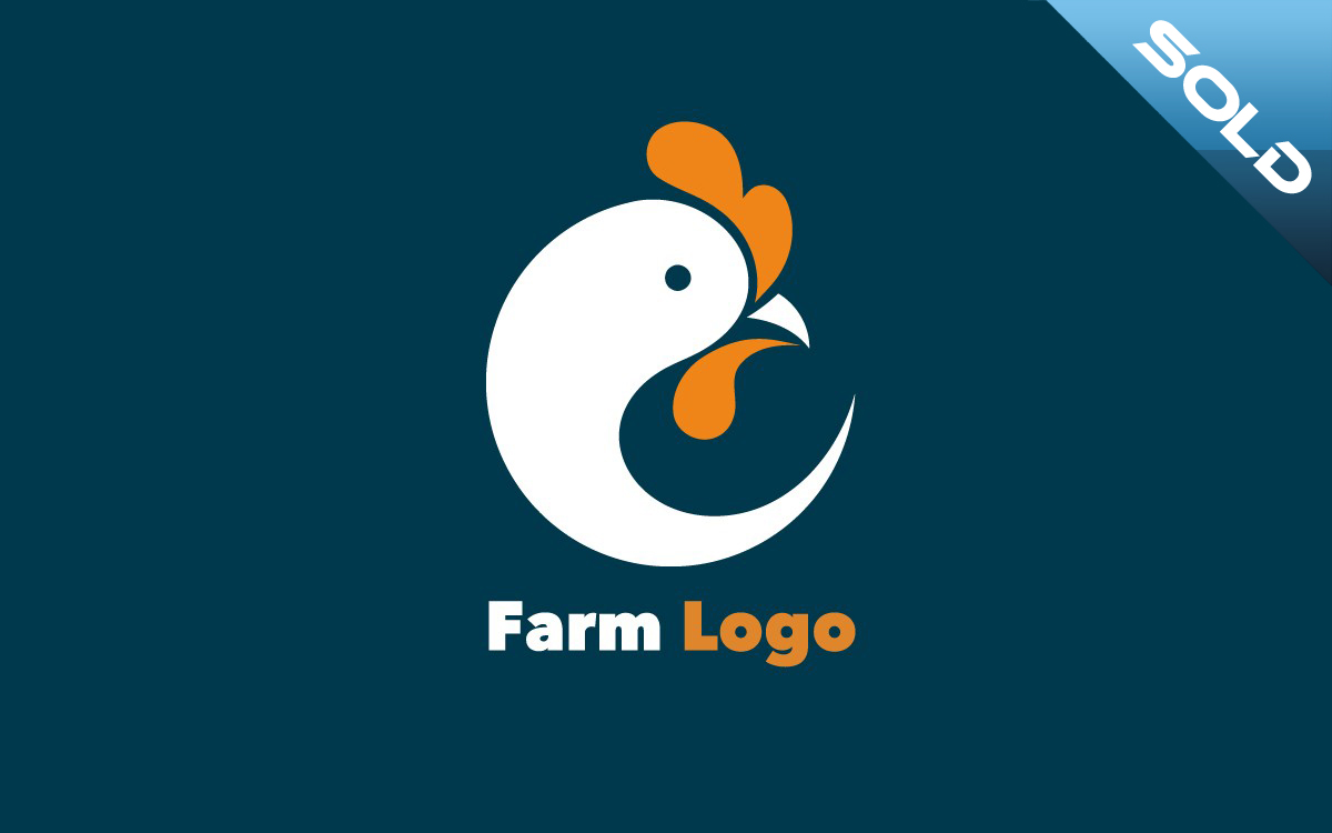 chicken logo for sale