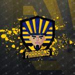 Pharaoh Mascot Logo | Pharaoh eSports Logo