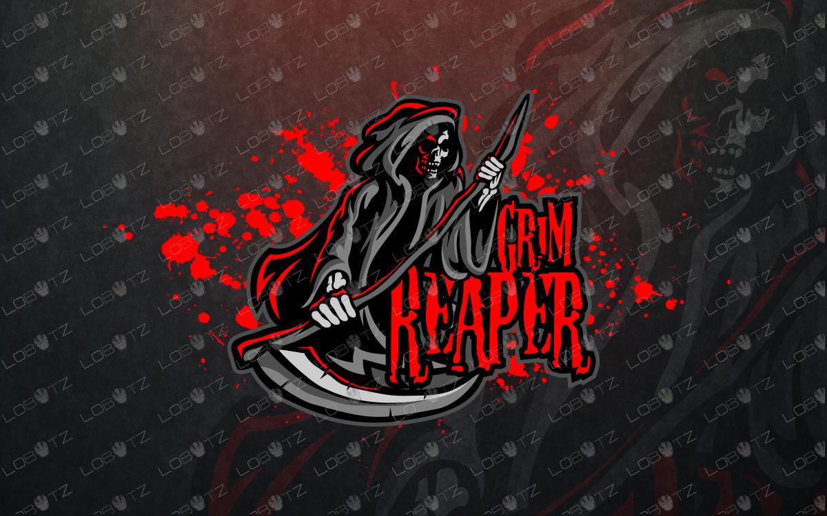 grim reaper esports logo t
