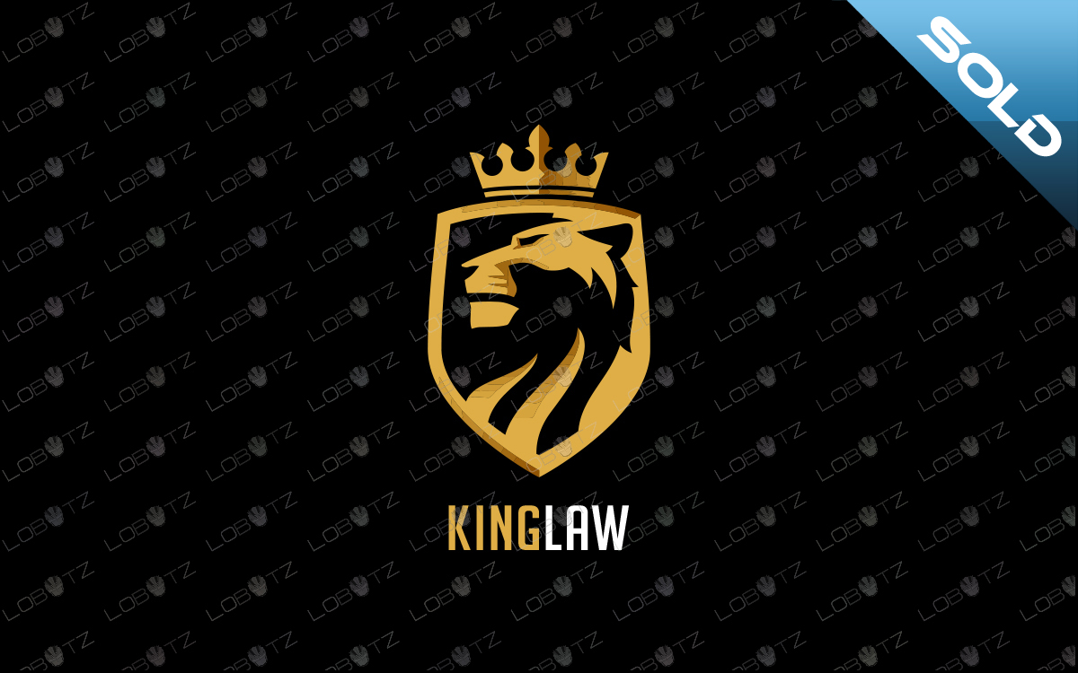 lion crest logo lion logo for sale
