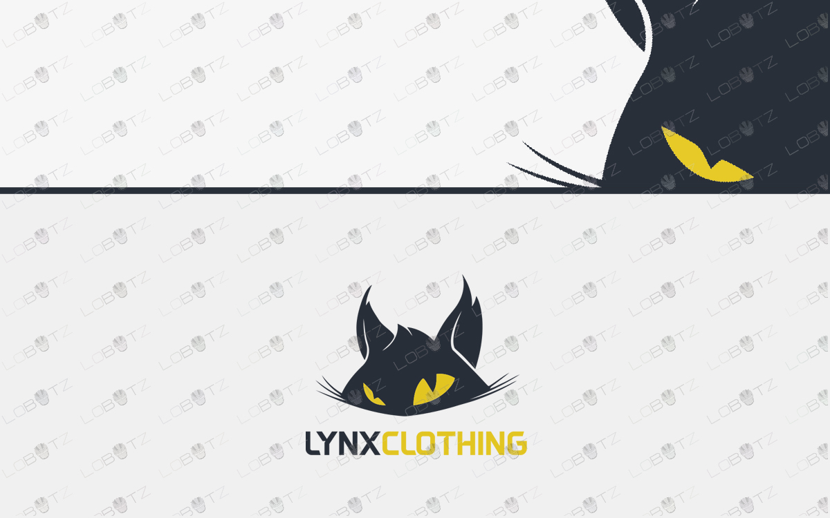 lynx logo for sale