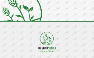 premade farm logo for sale