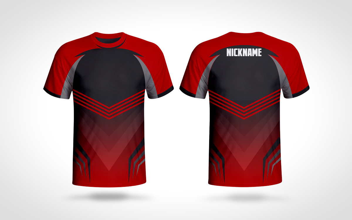 premade esports jersey design for sale
