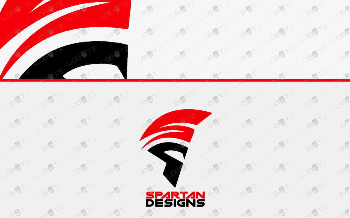 spartan logo for sale spartan head logo