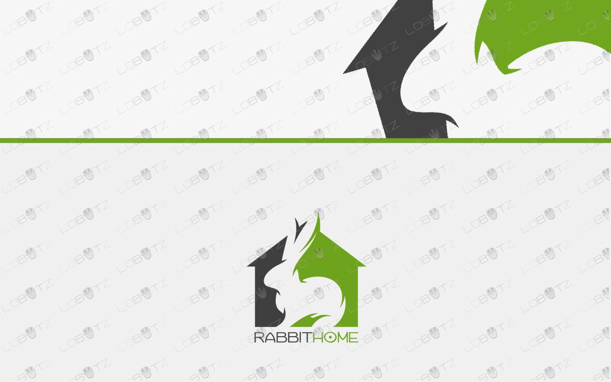rabbit logo for sale