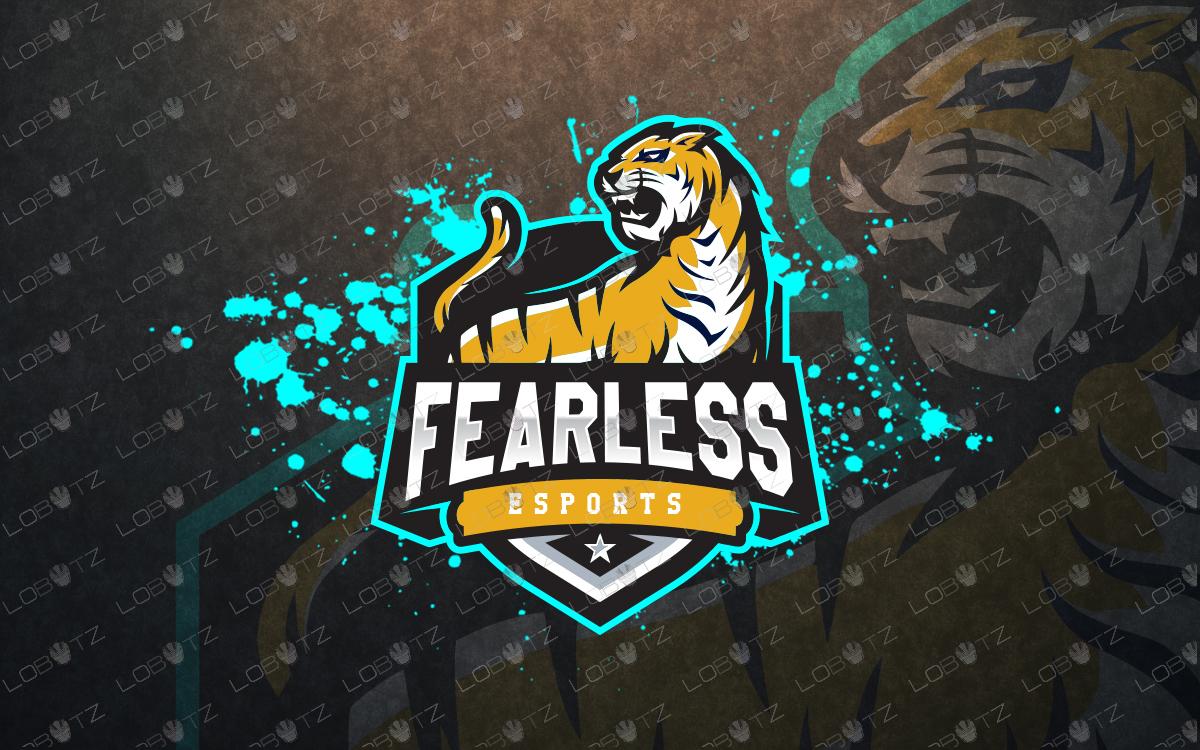 premade tigermascot logo tigeresports logo