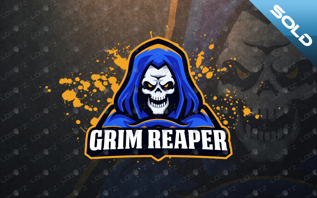 reaper esportslogo reaper mascot