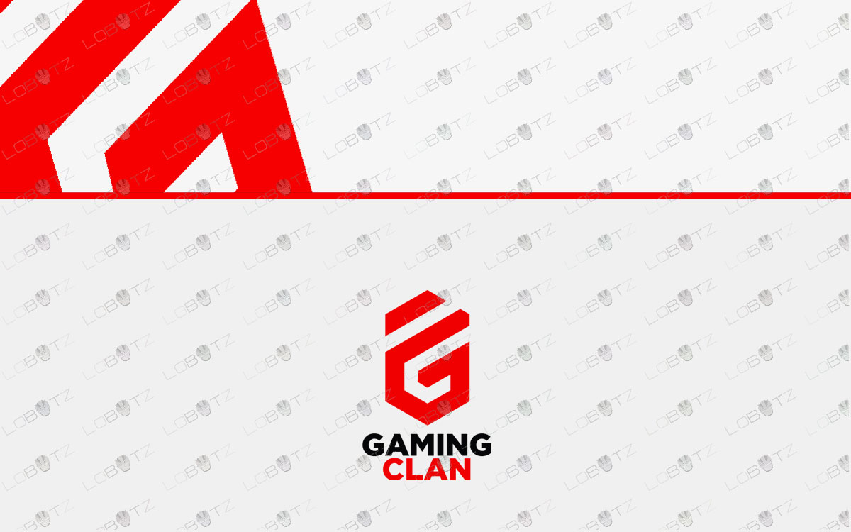 letter G Team logo for sale