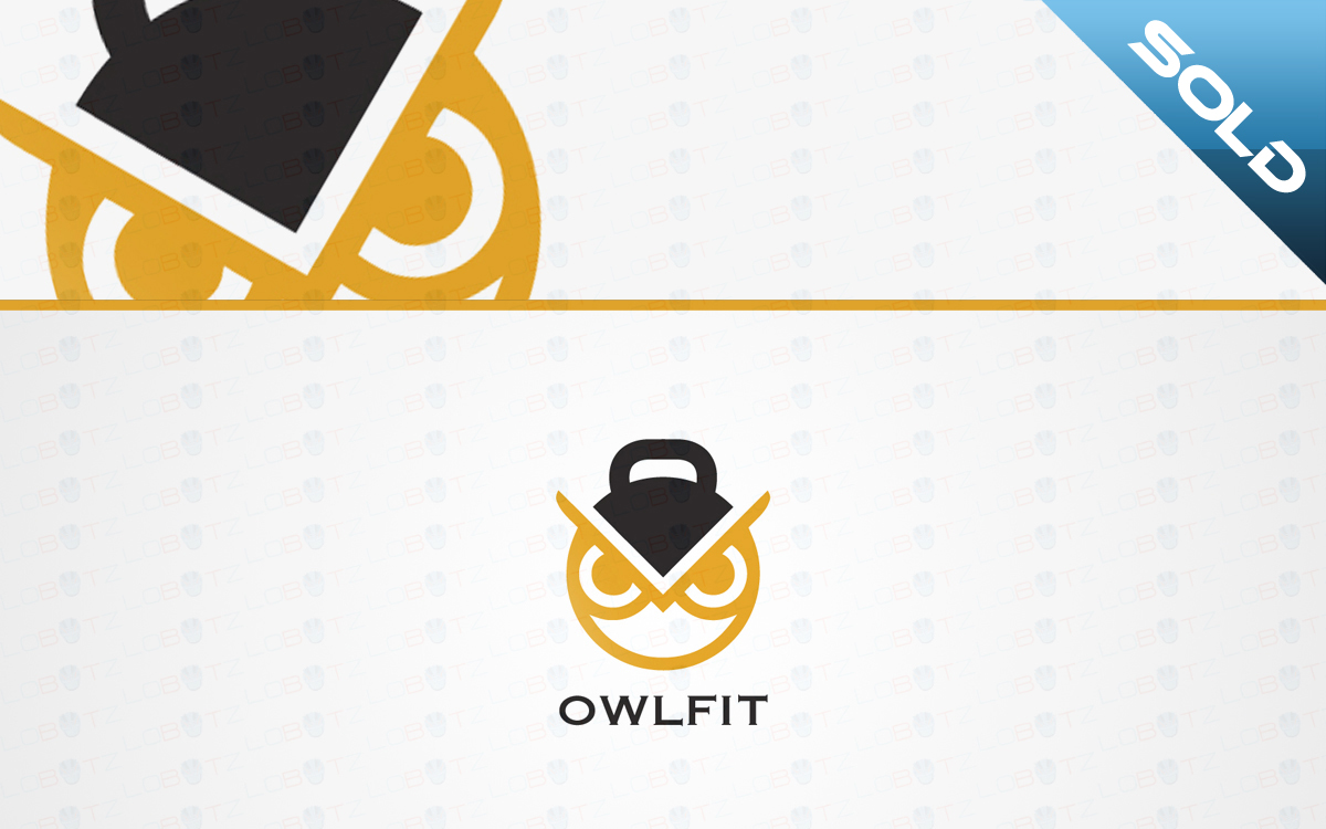 owl gym logo for sale