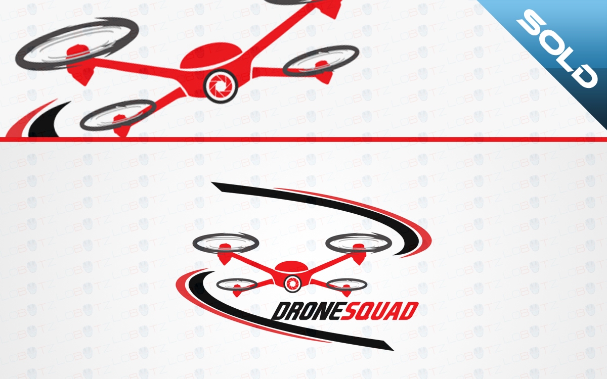 drone logo for sale