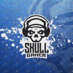 Skull Gamer | Skull Gaming Logo For Sale