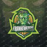 Frankenstein Monster Mascot Logo | Monster eSports Logo