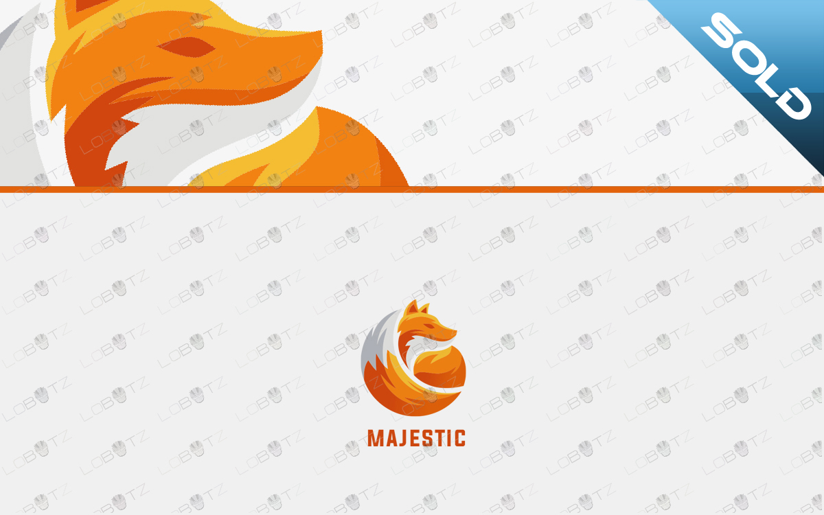 fox logo for sale