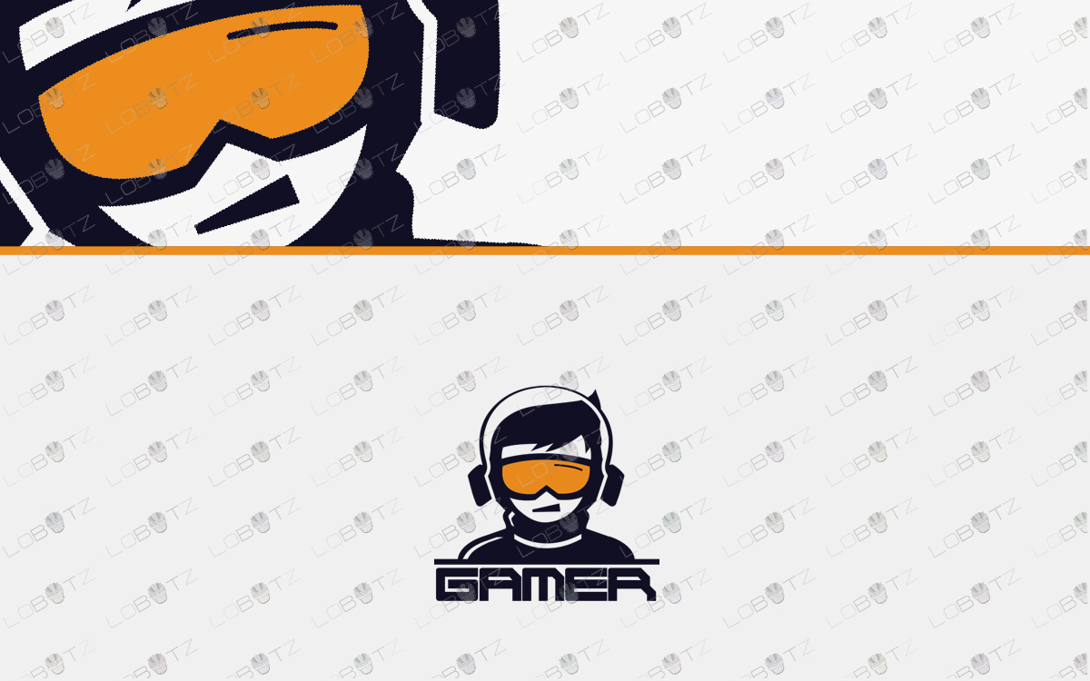 gamer logo for sale gaming mascot esports twitch