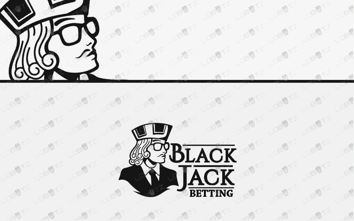 blackjack logo for sale blackjack betting logo