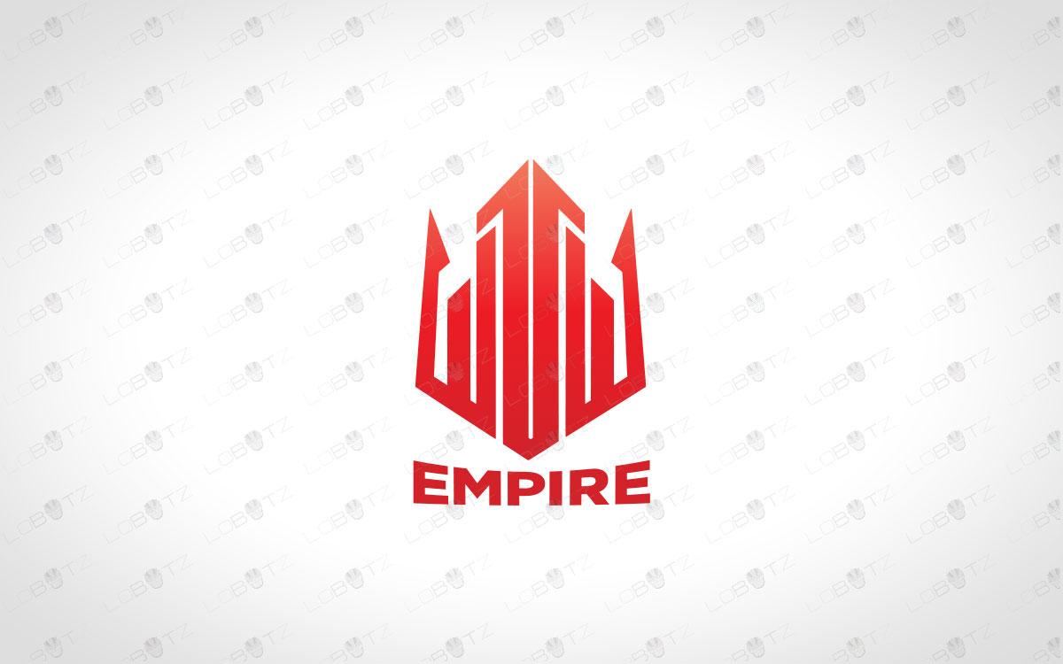 Business Empire Logo For Sale Premium Business Logo