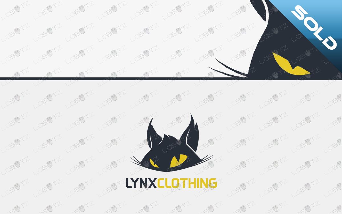 lynx logo for sale