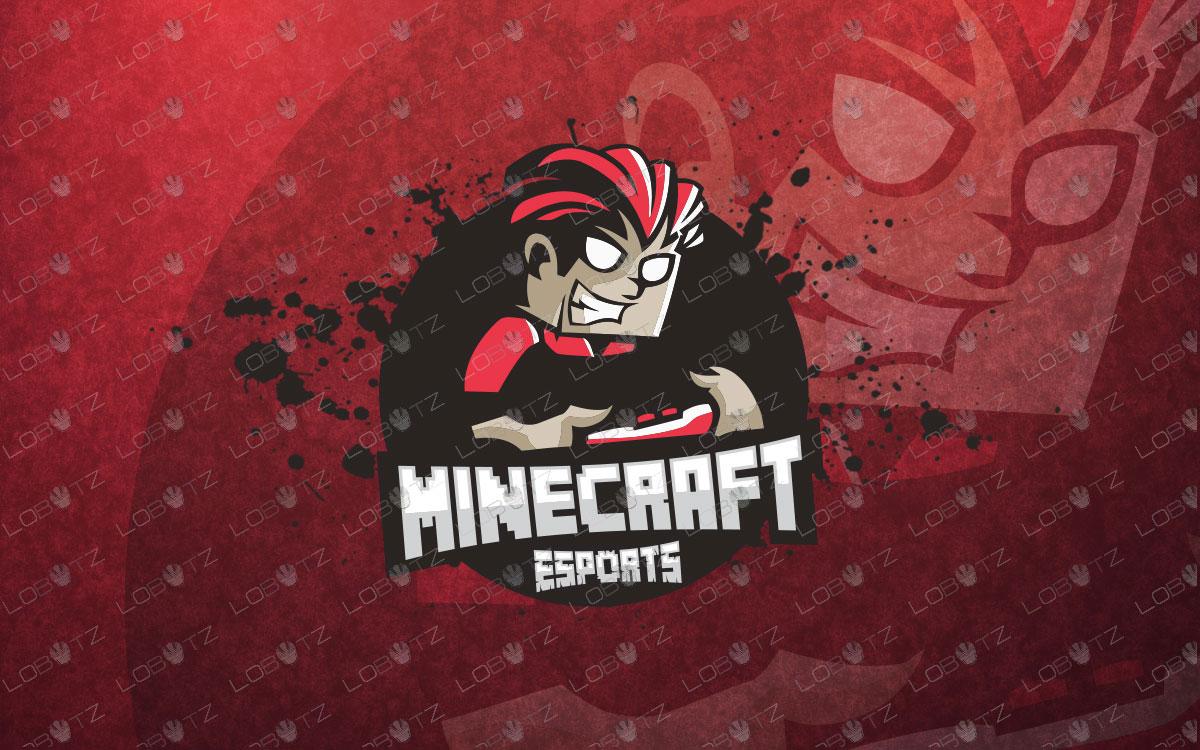 minecraft logo maker for youtube