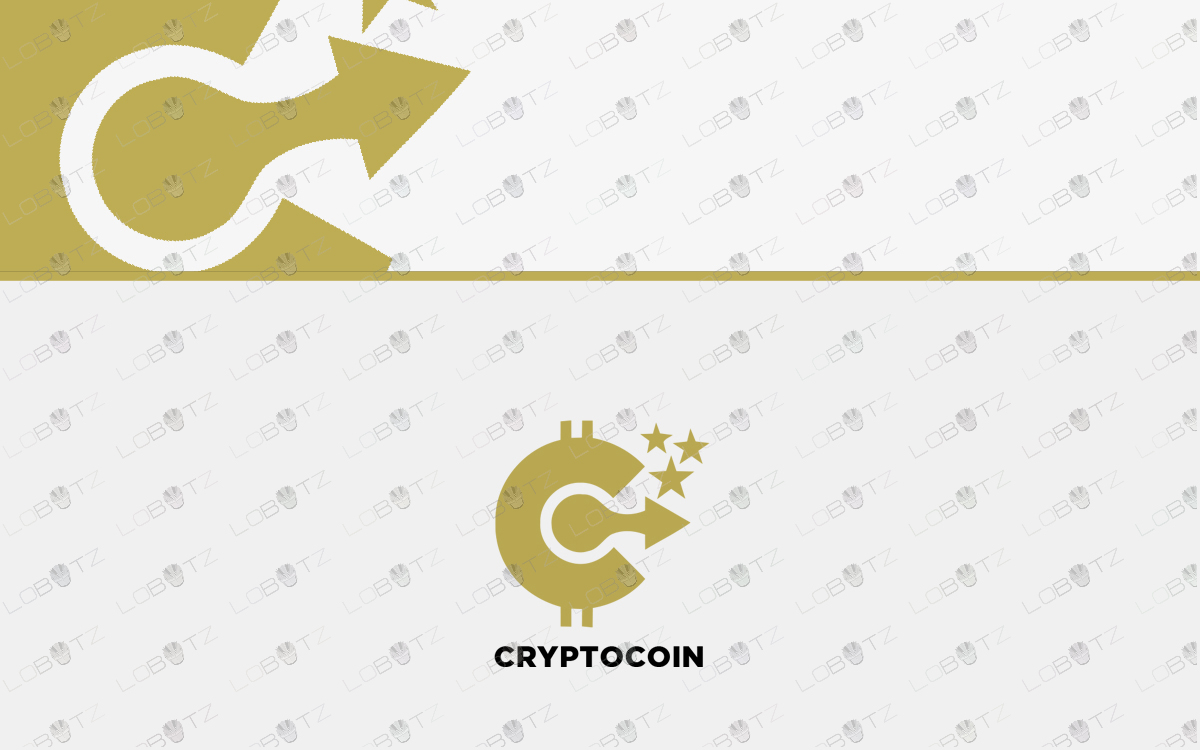 cryptocurrency logo design crypto coin logo for sale