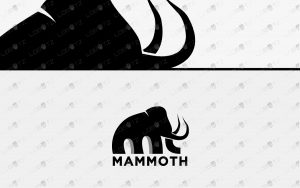 mammoth logo for sale premade logos