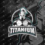 Spartan Mascot Logo | Spartan eSports Logo For Sale