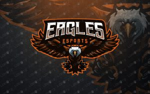 eagle esports logo for sale eagle mascot logo for sale premade logos