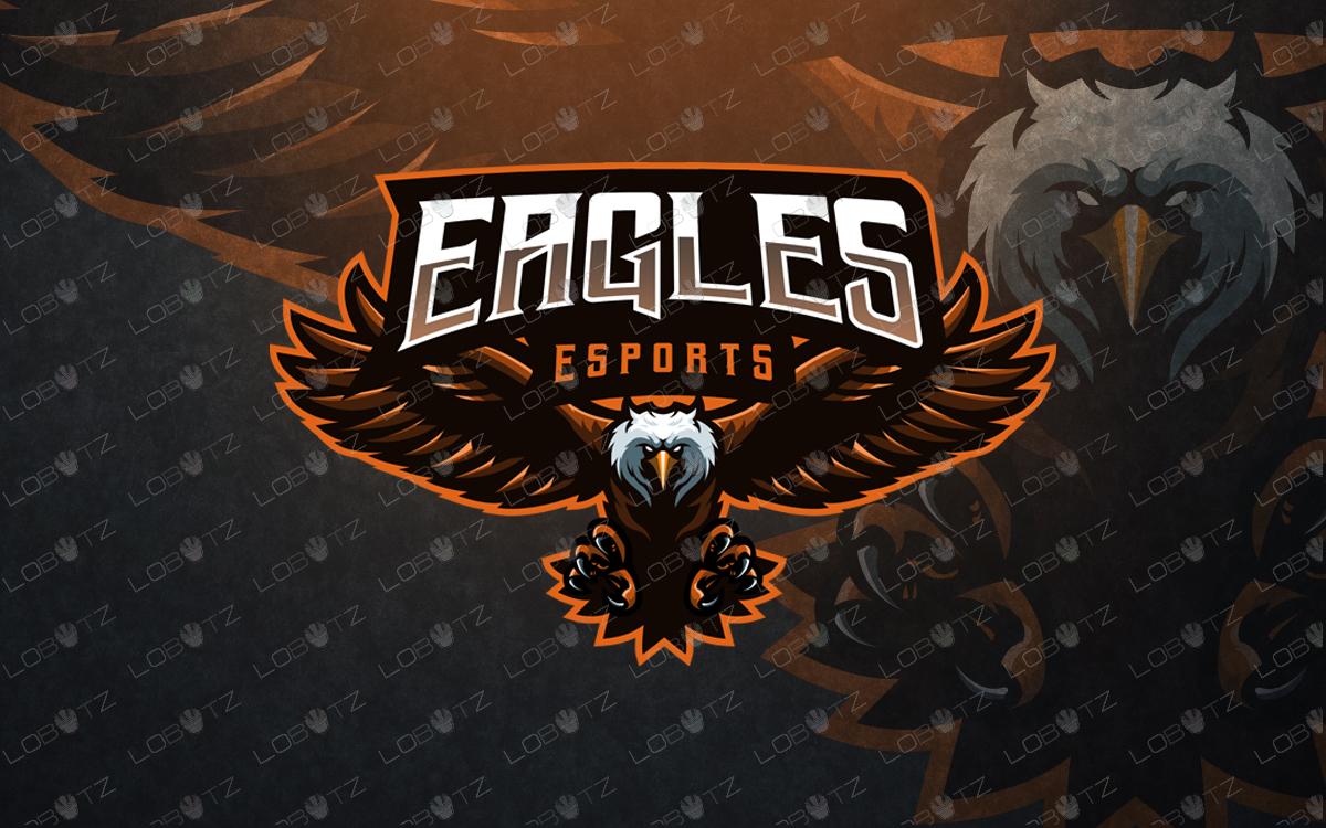 eagle esportslogo for sale eagle mascotlogo for sale premade logos