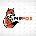 Fox Logo For Sale | Creative Mr Fox Logo For Sale