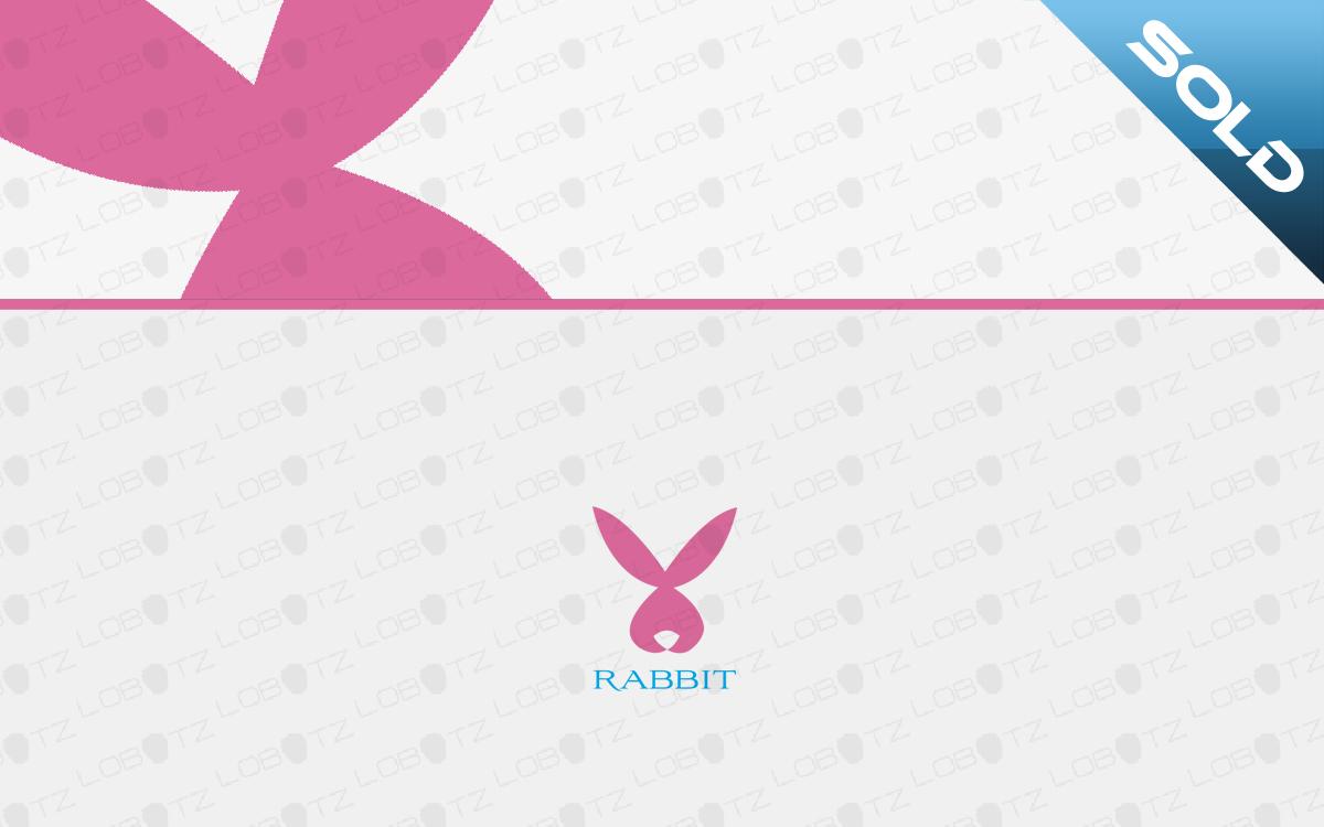 bunny logo for sale