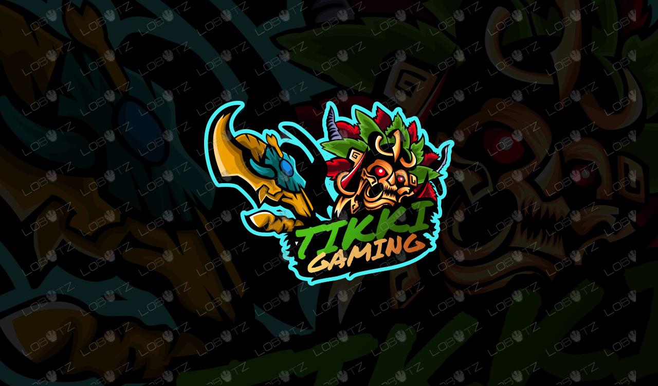Premade Mascot Logo esports Mascot Logo gaming logo
