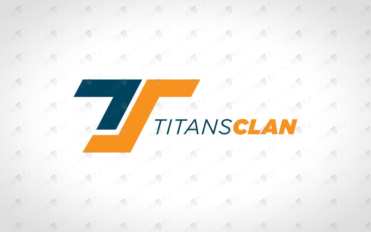 Clan Logo   Team Logo   Letter T Logo   Gaming Logo