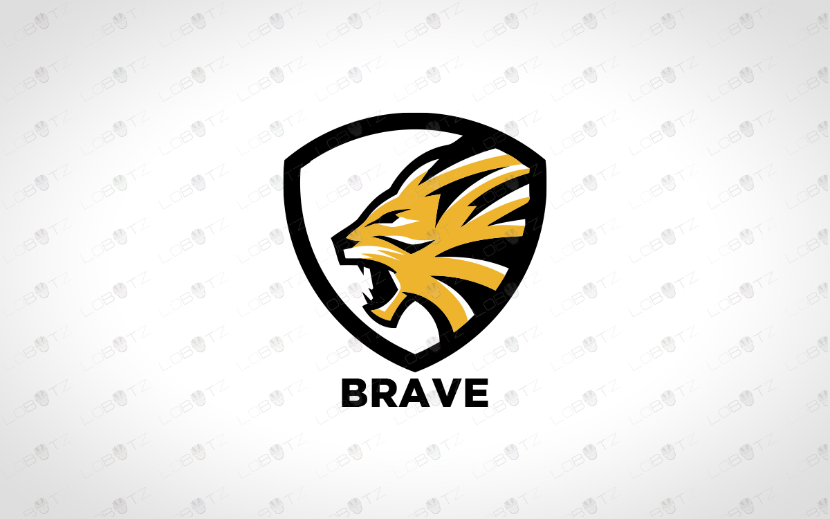 lion shield logo for sale lion head logo