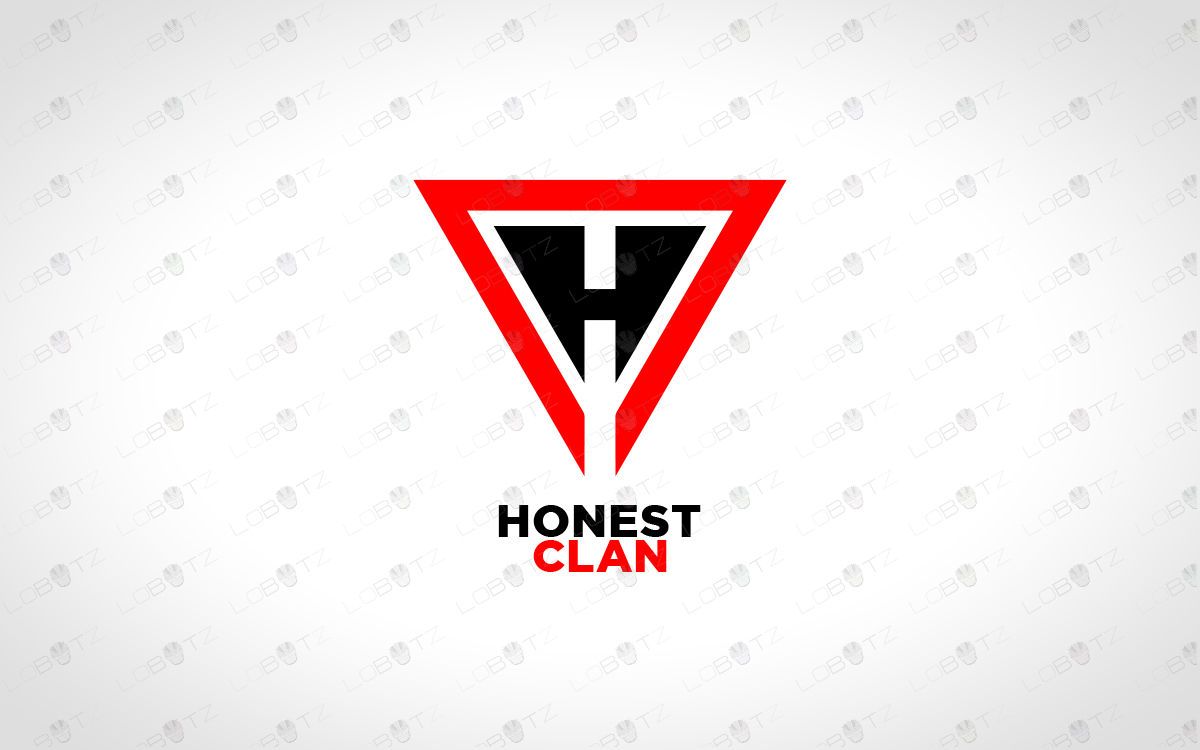 letter H Team logo for sale