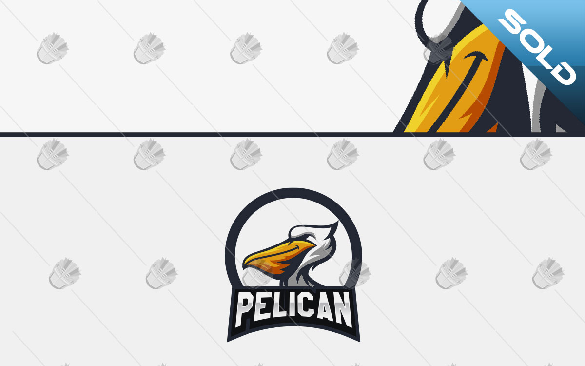 pelican logo pelican esports logo