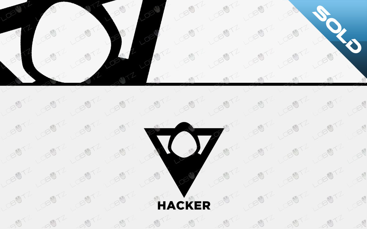 hacker logo for sale hackers logo for sale