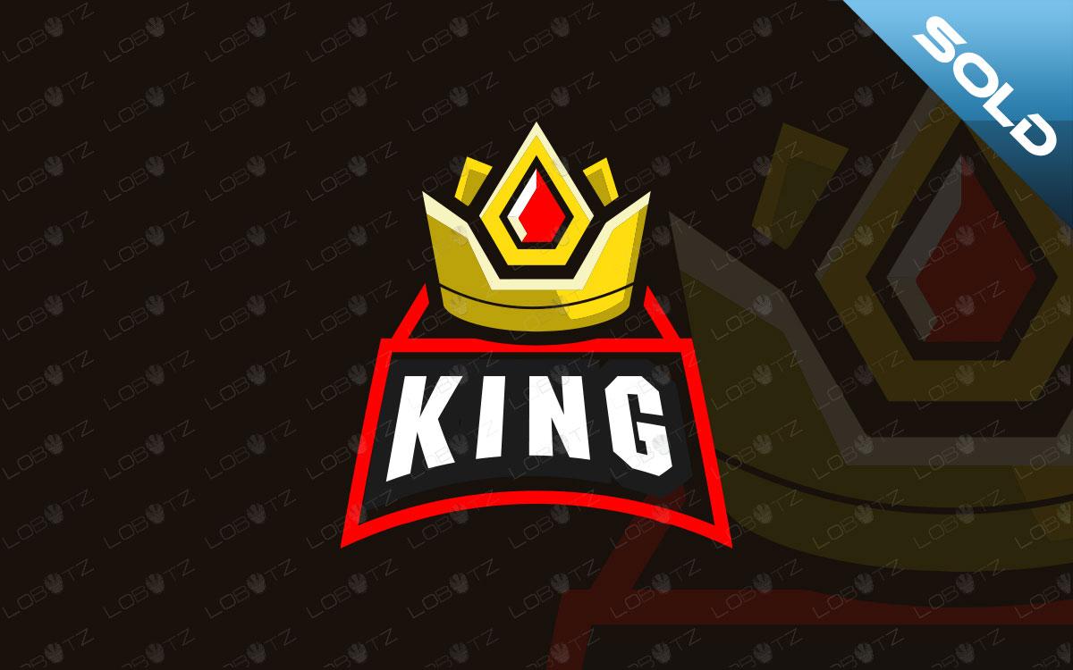crown mascot logo crown esports logo