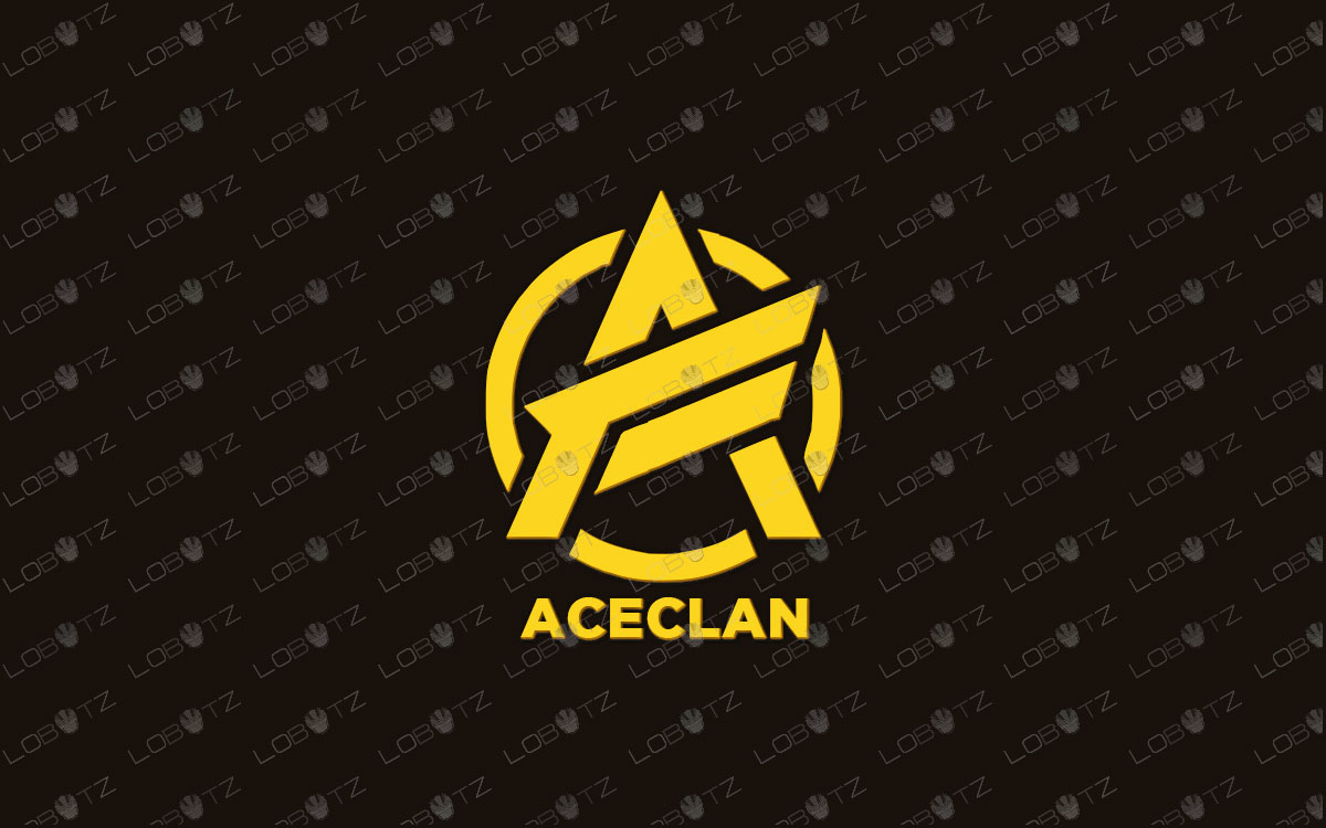 letter A Team logo for sale clan logos for clan