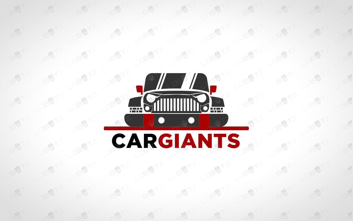 Car Logo For Sale | Premade Jeep Logo