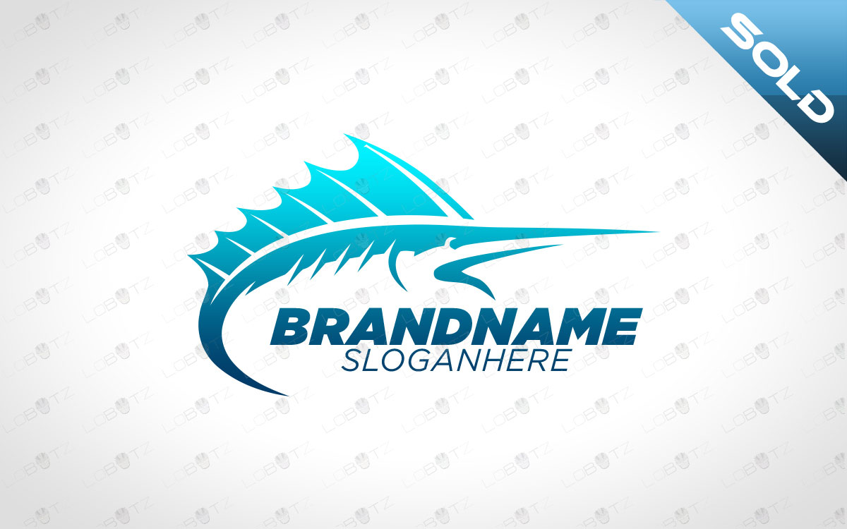 fishing logo for sale fish logo premade logos