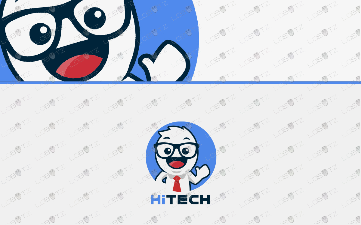 Modern Tech Logo For Sale Tech Company Logo Tech Guy Logo