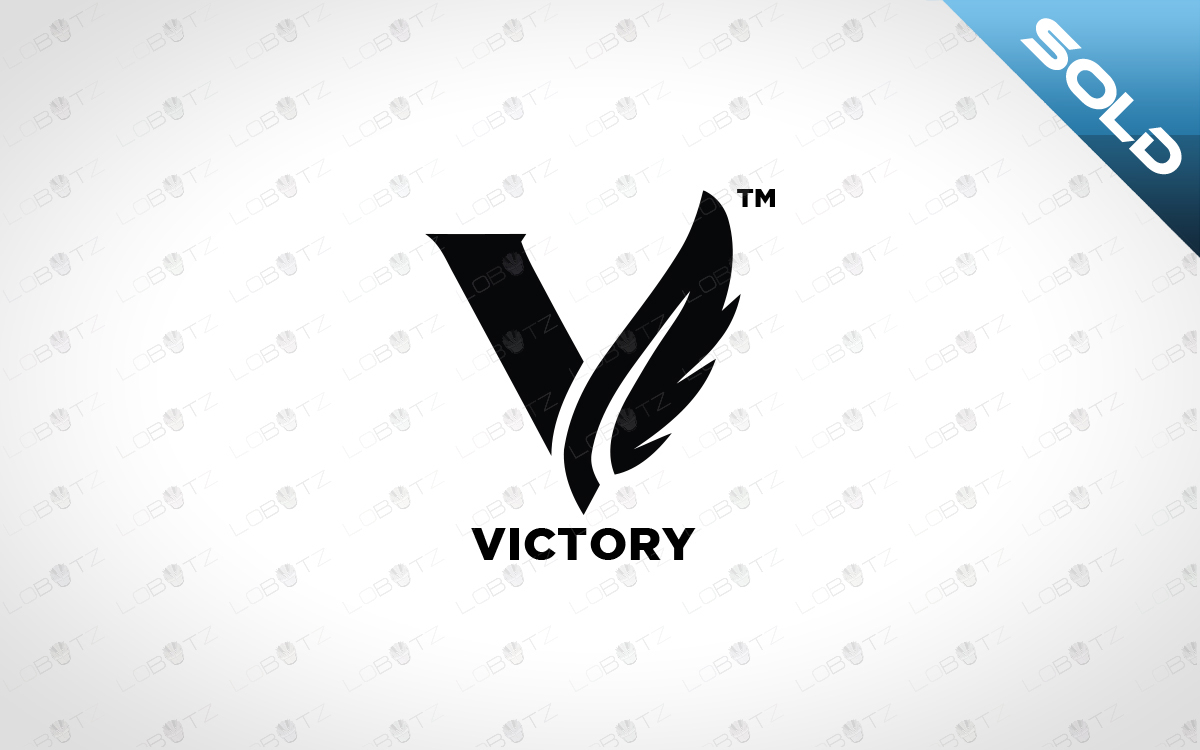 letter V Team logo for sale clan logos for clan