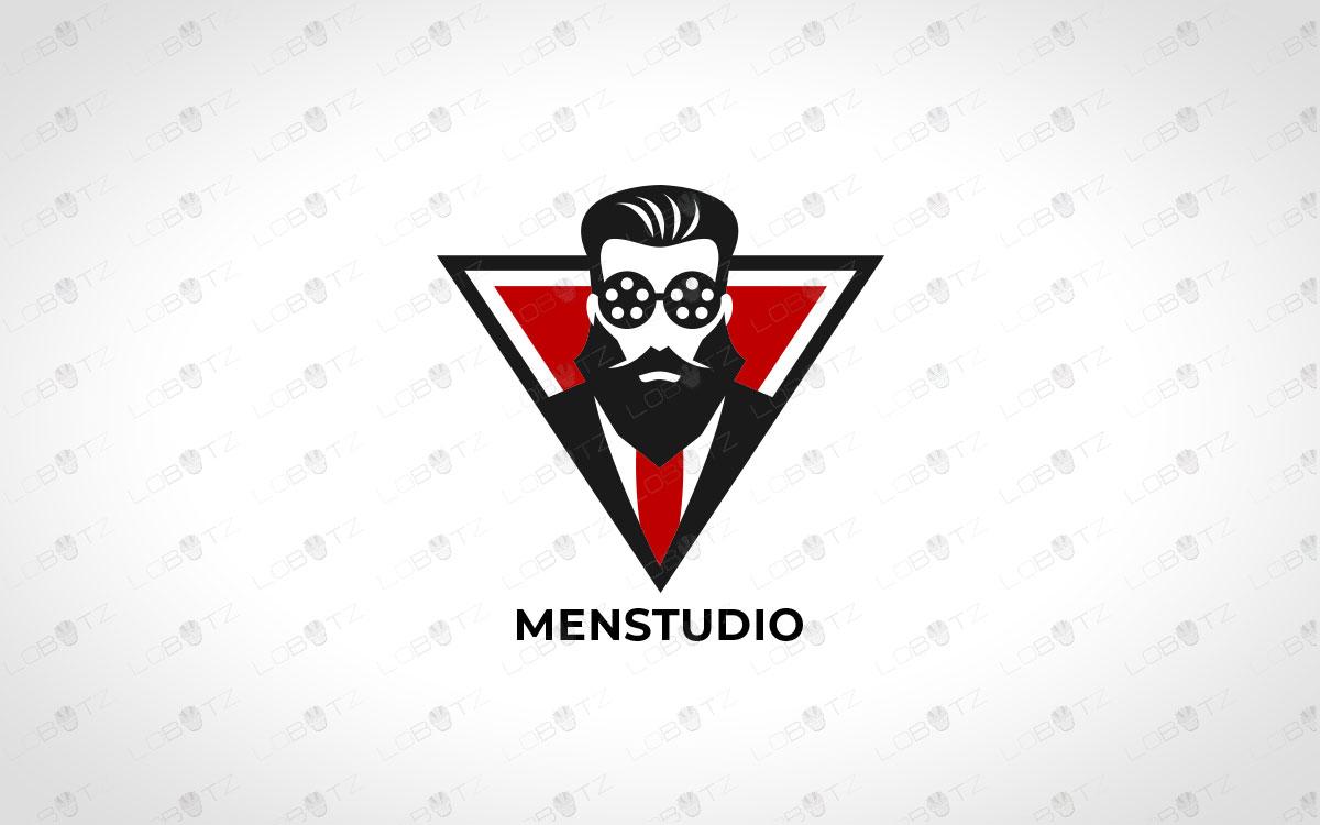 premade media logo for sale movies logo