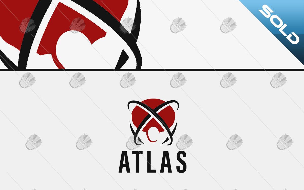 atlas logo for sale