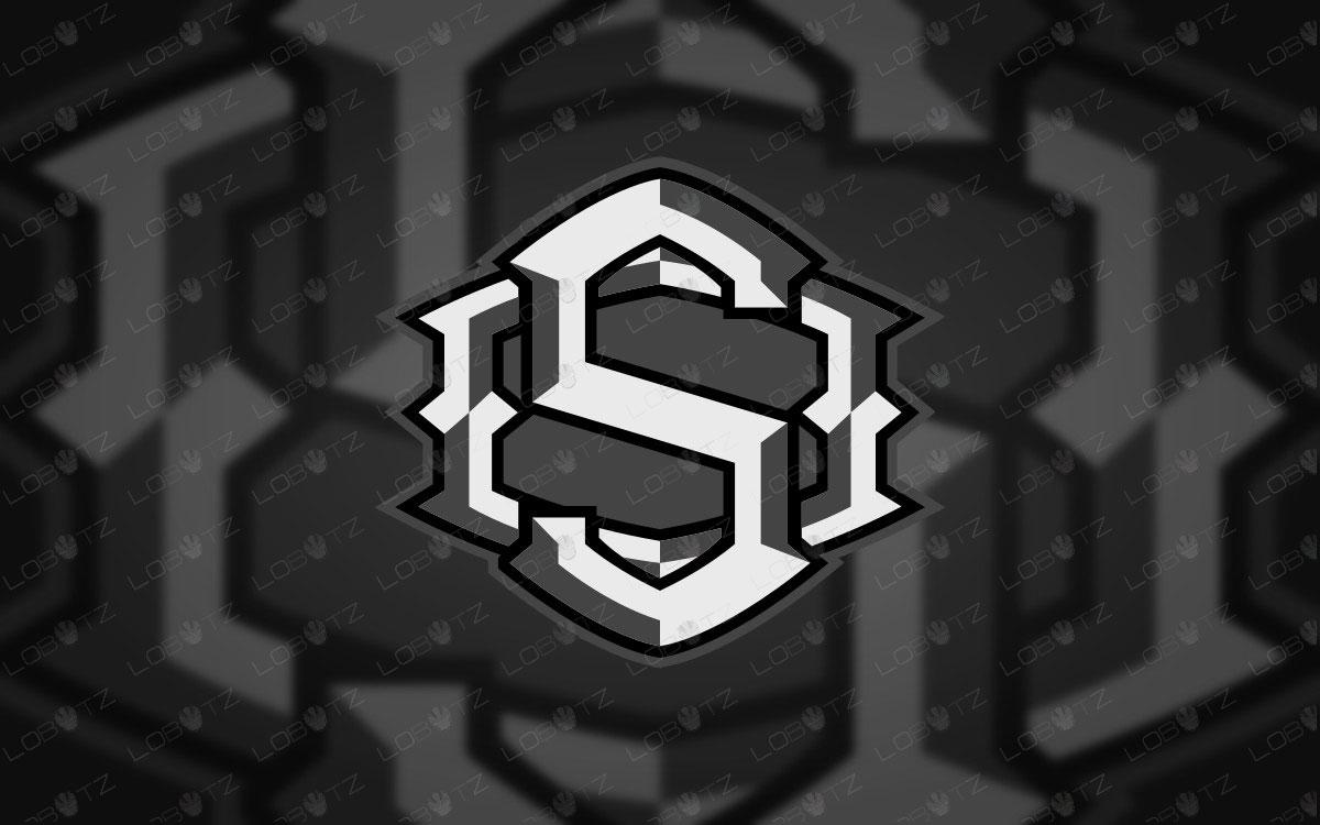 OS Monogram Logo For Sale | Premade Logo For Sale